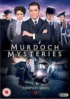Murdoch Mysteries - Series 9 [DVD][Region 2]