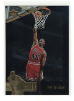 1995-96 Upper Deck Jordan Collection #JC15 Michael Jordan / Bulls / HOF / NM-MT
