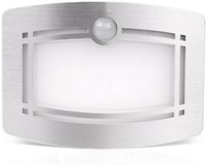 Motion Sensor Closet Light, Oxyled Wall Lights Battery Operated, Luxury Aluminum