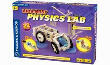 Kids First Physics Lab set Thames & Kosmos Speed, Power, Catapults, & Collisions