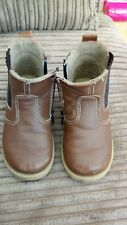 UK Girl Chelsea Ankle Boots Shoes Size 7.5 Used