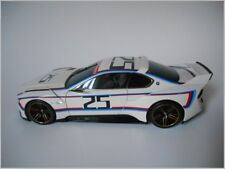 BMW 1:18 scale Model Miniature Collectable 3.0 CSL HOMMAGE White  80432454782
