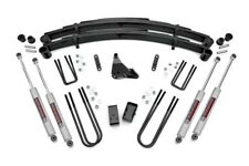 """Ford F250 F350 Super Duty 4"""" Suspension Lift Kit 1999-2004 4WD Rough Country"""