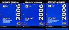SHOP MANUAL LACROSSE  2006 BUICK SERVICE REPAIR BOOK ALLURE