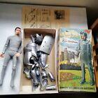 Vintage marx figures sir Rowland silver Knight