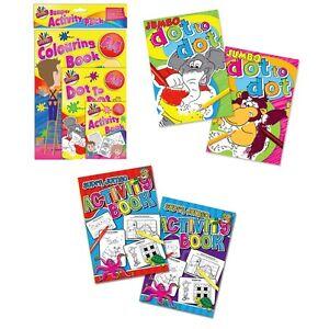 Colouring Book Artbox Tallon Colour Pictures Children Creative Arts and Crafts
