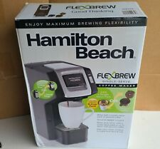 Hamilton Beach - FlexBrew Coffee Maker - Black - Open Box