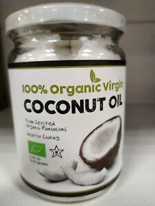 100% Organic Virgin Coconut Oil/500ml /could use for beauty purpose moisturising