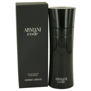 Armani Code by Giorgio Armani Eau De Toilette Spray 6.7 oz / 200 ml [Men]