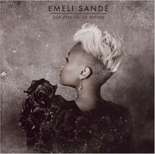 Our version of events Emeli Sande CD Sealed ! New ! 2012