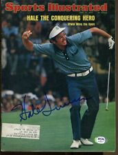 Hale Irwin Signed 1974 Sports Illustrated 6/24 Autographed Golf US Open PSA/DNA