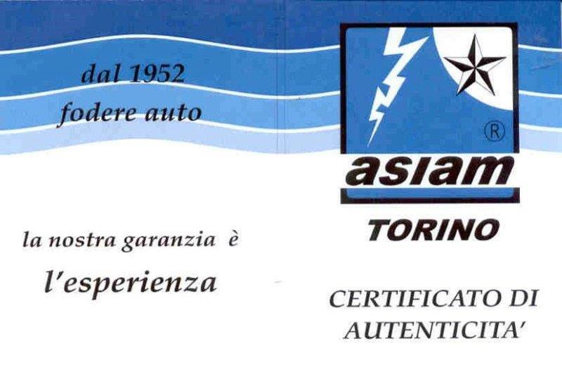 ASIAM - Fodere auto Torino
