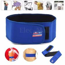 Adjustable Waist Lumbar Support Belt Brace Lower Back Pain Relief Therapy Strap