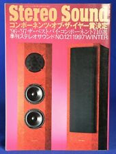 Stereo Sound No.121 Winter 1997  Japanese High End Audio Magazine in Japanese
