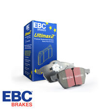 EBC Brakes Ultimax 2 Rear Brake Pads Renault Clio 197 - DP680