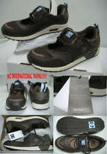 New Womens 6.5 DC Hybrid Brown Boat Skate Shoes