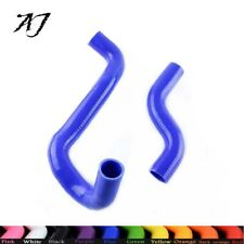 For NISSAN DATSUN 280Z S130 1975-1978 76 77 Silicone Coolant Radiator Hose Blue