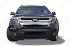 Chrome Grille Overlay for 2011 2012 2013 2014 2015 Ford Explorer - NEW!