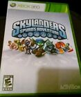 Skylanders Spyro's Adventure Video Game Only for Xbox 360 (Xbox 360, 2011)