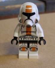 Lego Star Wars Republic Trooper ( 75001 ) Figur weiss orange Republik Neu