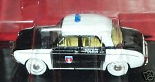 "rare french policecar RENAULT DAUPHINE 1962 ""POLICE"""