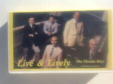 1987 The Florida Boys Live & Lively Live and in Concert southern gospel vhs