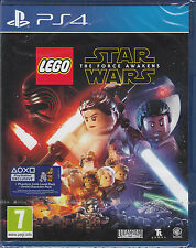 LEGO Star Wars The Force Awakens PS4 Sony PlayStation 4 Brand New Sealed