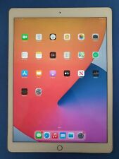 Apple iPad Pro 1st Generation 128GB, Wi-Fi 12.9 in - GOLD With Touch ID (A1584)