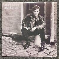 RICHARD BARONE Cool Blue Halo Original Vinyl Album LP Pressing 1987 (NM) Rock