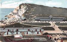 Miss Barry, 2 Victoria Gardens, Neath 1904  jb169