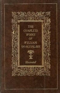 Complete Works of Williams Shakespeare: Illustrated by William  Shakespeare The
