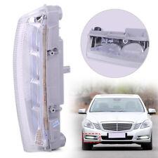 Right Front DRL Fog Light For Mercedes Benz W204 C250 C300 C350 W212 E350 E400