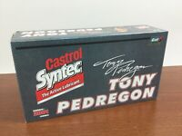 2001 Mustang Tony Pedregon Castrol Syntec Revell 1:24 Scale Test  Funny Car