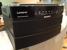 Cisco Linksys NAS200 with 820GB Storage External Drive HDD