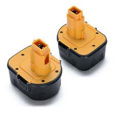2 Pack NEW 12V 12 VOLT 2.0Ah BATTERY FOR DEWALT DC9071 DW9071 DW9072 DW952K