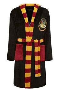 Harry Potter, Homme Polaire Souple, à Capuche Peignoir