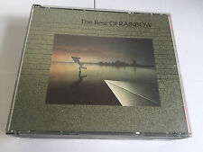 RAINBOW The Best Of Rainbow 2- CD w booklet West Germany POLYDOR