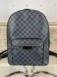 Louis Vuitton Backpack - Black