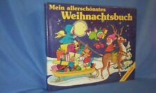 Mein allerschonstes Weihnachtsbuch - sammelband, German language, 1985, 191015