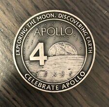 Apollo 11 40th Anniversary Official Commemorative Medallion