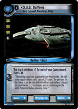 Star Trek CCG Necessary Evil Complete Uncommon Set NM 60 cards