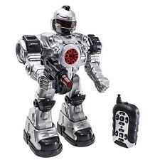 Remote Controlled Toy Robot RC Robot Shoots Darts Dances Talks Walks TT712B