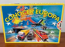 Conocer Europa, Educa, 1992, In Spanish