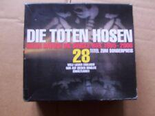 TOTEN HOSEN,MEHR DAVON! DIE SINGLE-BOX 1995-2000, 8 Maxi-CDS, von vg+ bis m-