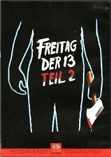 Friday the 13. Part 2 , Freitag der 13. Teil 2 , 100% uncut , Erstauflage
