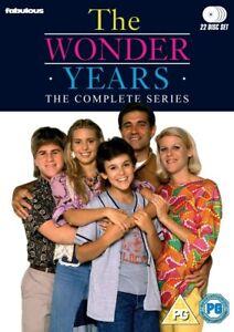 The Wonder Years Complete (DVD) Fred Savage, Daniel Stern, Dan Lauria