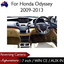 "7"" Car DVD GPS Head Unit Stereo Radio Navi For Honda Odyssey 2009-2013"