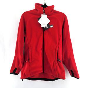 NWT 66 DEGREES NORTH Iceland Tindur Polartec WindPRO Fleece Sweater Jacket XL