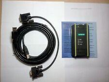 6ES7972 - 0CB20 - 0XA0 USB / MPI adaptador USB para PC Siemen S7-200 / 300 / 400
