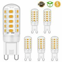 G9 LED Bulb Dimmable 4W Equivalent to 28W 30W 40W Halogen Bulbs, G9 Led Bulb